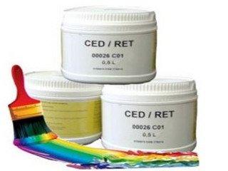 Краска для сайдинга 0,5Л-0,65 кг C03, цвет белый песок