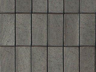 Тротуарный клинкер ABC Schieferschwarz 200х100х45