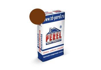 Цветная кладочная смесь Perel VL 0225 коричневая, 25 кг 1