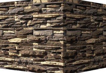 Декоративный камень 131-25 White Hills