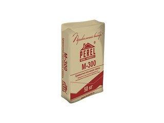 Цементно -известковая смесь Perel М 300 с добавлением полимерных добавок, 50 кг
