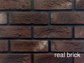 REAL BRICK. RB 4-04 Бордовый Плитка: 200*60*12 0,65(44шт)