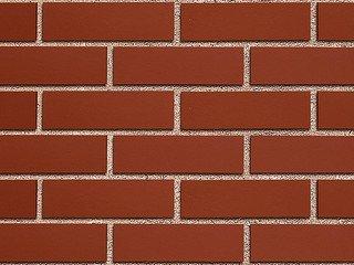 Клинкерная плитка фасадная Röben WESTERWALD красный гладкий NF9