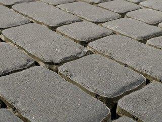 Тротуарная плитка Braer Ривьера Серый 60