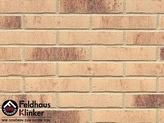 Клинкерная плитка Feldhaus Klinker R742DF14 vascu crema petino