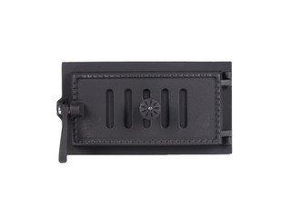 Дверца поддувальная ДПУ-3, (340х190х111) 290х140х36, краш. уплотн. (Рубцовск)