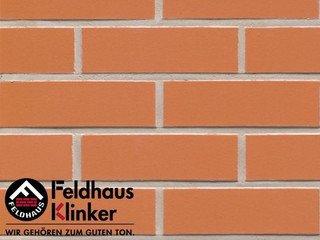 Фасадная плитка Feldhaus Klinker R220NF9 terracotta liso терракота гладкая