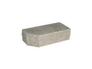 Кирпич фасонный полнотелый BARRUM Фигурный №1 Серый