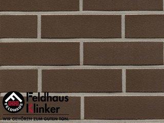 Плитка под кирпич Feldhaus Klinker R500NF14* geo liso