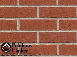 Плитка под кирпич Feldhaus Klinker R751NF14 vascu carmesi