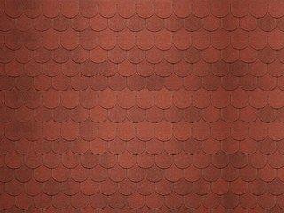 Tegola (NORDLAND) АНТИК красный с отливом