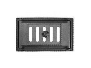 Дверца каминная поддувальная (ДПК) ДК-2А (310х180х97) 250х140х40, (Рубцовск),