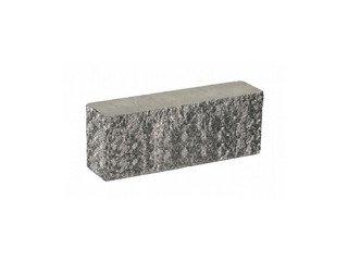 Кирпич облицовочный полнотелый BARRUM Серый, брусок угловой 1,4 НФ