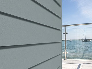 Доска Cedral Lap Smooth 3600 mm C10 Прозрачный океан