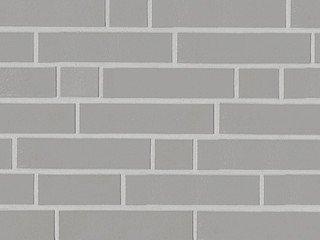 Клинкерная плитка фасадная ABC Klinker Glanzriemhen Dunkelgrau 380