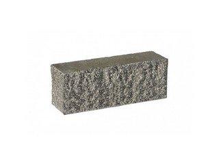 Кирпич облицовочный полнотелый BARRUM Мокрый асфальт, брусок угловой 1,4 НФ