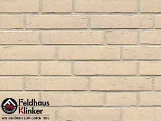 Фасадная плитка Feldhaus Klinker R763DF14 vascu perla