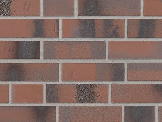 Клинкерная плитка фасадная Stroher BRICKWERK 654 FLAMMENROT