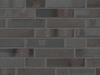 Клинкерная плитка фасадная Stroher BRICKWERK 650 EISENSCHWARZ