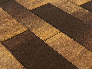 Тротуарная плитка Braer Домино Color Mix Сафари 60