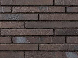 Ригельная фасадная плитка Stroher Glanzstueck N 1, 14 мм