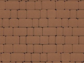 Тротуарная плитка ARTSTEIN Инсбрук Альт бежевый, 60 мм