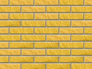 Кирпич облицовочный полнотелый BARRUM Желтый, брусок 1,4 НФ