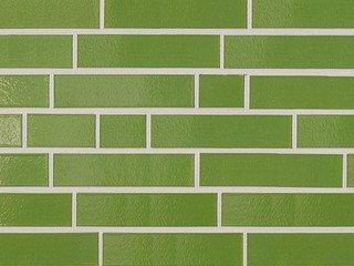 Клинкерная плитка фасадная ABC Klinker Glanzriemhen Gruen 360