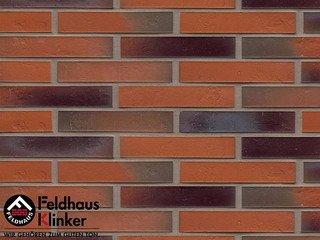 Плитка дляфасада Feldhaus Klinker R715DF14* accudo terreno bluastro