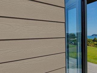 Доска Cedral Lap Wood 3600 mm C14 Белая глина