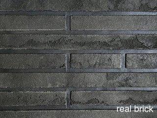 Плитка ручной формовки Real Brick RB 10-13 Графитовый