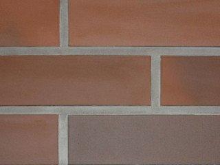 Клинкерная плитка фасадная ABC Klinker Alaska Feuerland Rotbunt glatt NF10