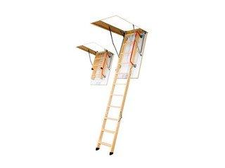 Лестница чердачная LWT Fakro Дерево 60х1300/3050