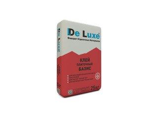 Плиточный клей De Luxe БАЗИС, 25 кг