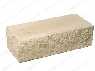 Кирпич полнотелый ложковый Судогодский КЗ, Слоновая кость 1,4НФ