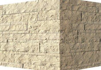 Декоративный камень 490-15 White Hills