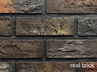 Плитка ручной формовки Real Brick RB 9-06 горький шоколад