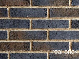 Плитка ручной формовки Real Brick RB 3-07 Пепел