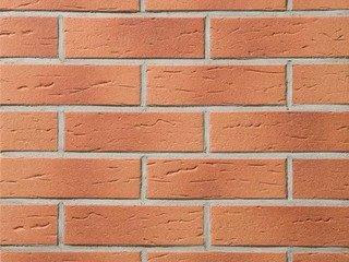 Клинкерная плитка фасадная- 413 utrecht Stroeher Рядовая 115x240+71 толщина 11