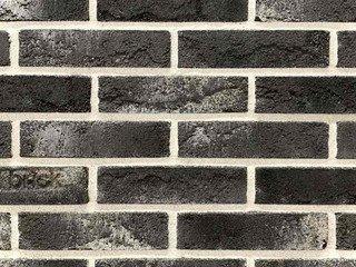 Плитка ручной формовки Real Brick RB 3-08 Седой граф