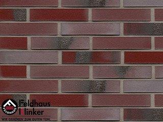 Клинкерная плитка Feldhaus Klinker R563DF14* carbona ardor rutila