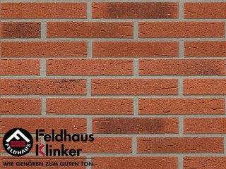 Плитка дляфасада Feldhaus Klinker R488DF9* terreno rustico carbo