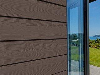 Доска Cedral Lap Wood 3600 mm C21 Коричневая глина