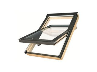 Мансардное окно FTT U6 Thermo Z-Wave Fakro 78х118