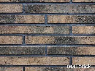 Плитка ручной формовки Real Brick RB 7-05 Коричневый