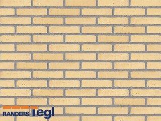Кирпич печной полнотелый ручной формовки Randers Tegl RT 207 gelb handstrichziegel