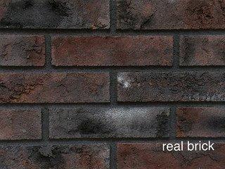 Плитка ригельная Real Brick 3D RB 1-20/1 Бежевый с патиной