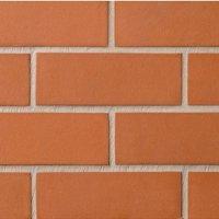 Клинкерная плитка фасадная--- 200 Saumon Stroeher Угловая 115x240+71 толщина 11