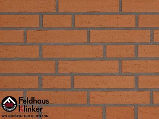 Клинкерная плитка Feldhaus Klinker R731DF14 vascu terracotta oxana