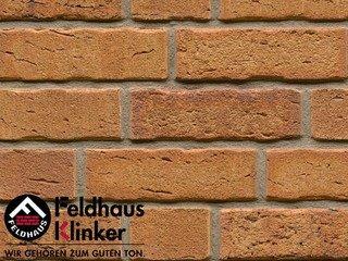 Плитка клинкерная фасадная Feldhaus Klinker R684NF14